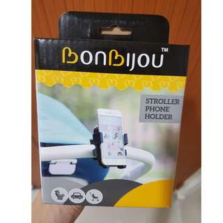 Brand new Bonbijou Stroller Phone Holder