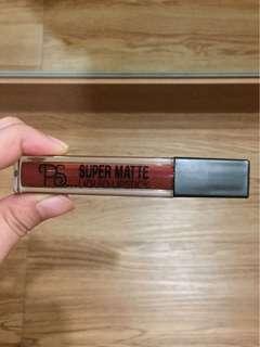 Primark PS Super Matte Liquid Lipstick