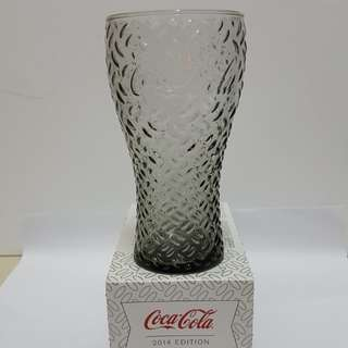 Coca Cola Glass 2014 Edition