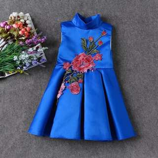DRESS FORMAL PESTA ANAK CANTIK MITUN