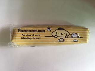 Sanrio Pompompurin 布甸狗筆袋化裝袋