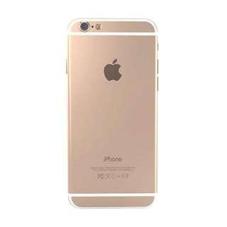 Bisa Kredit iPhone 6 32GB Smartphone - Gold