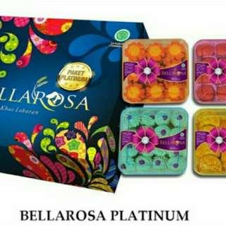 Paket Kue Lebaran Bellarosa Platinum
