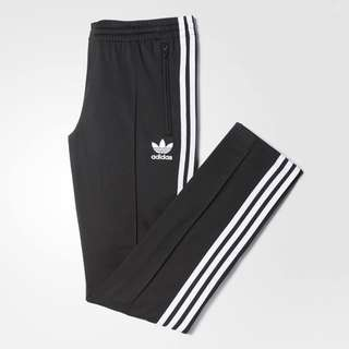 [現貨]Adidas Originals Pants 三線 直筒 AY8120