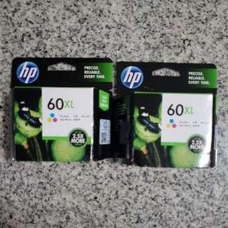 HP 60XL Tri-colour