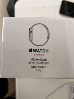 42mm S3 LTE Apple Watch