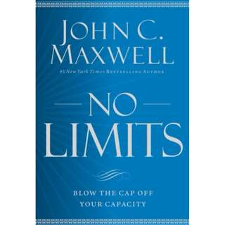 [eBook] No Limits - John C. Maxwell