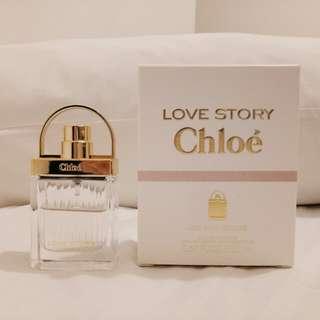 Chloe LOVE STORY 淡香水 20ml