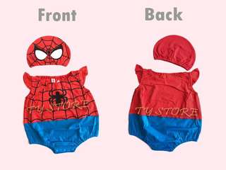 Baby cosplay outwear for any occasion  (ready stock)
