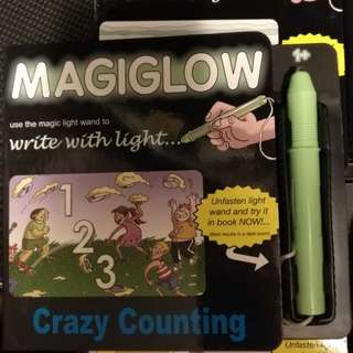Migiglow crazy counting / colourful critters / silly shapes