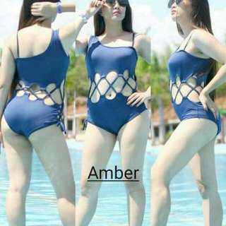 Amber swimsuit...