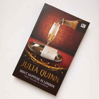 Julia Quinn - What Happen in London