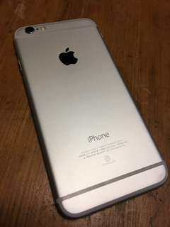 Apple iPhone 6 6G silver