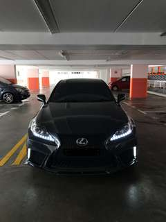 Lexus IS250 2.5 Auto Premium