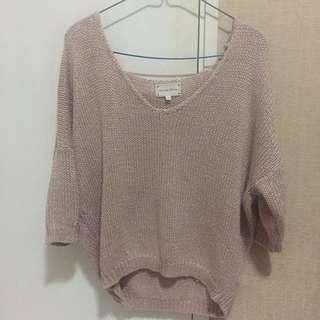 Newlook Pink Knitwear