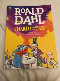 Roald Dahl - Charlie and the Chocolate Factory (Color Edition)