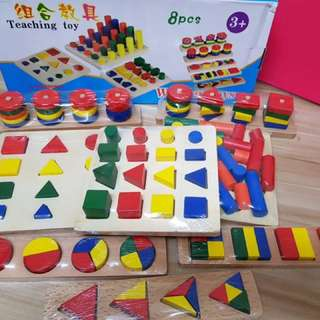 Montessori Teaching Set