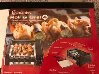 室內小型燒烤爐 roll and grill