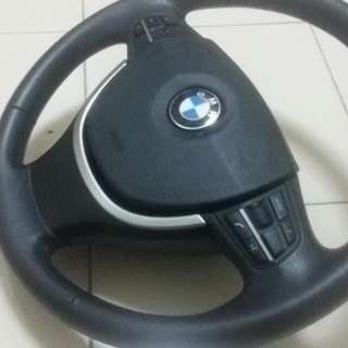 Bmw F10 530i Strering Wheel