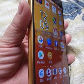 Sony手機Z5 p 5.5吋 九成新32G2300萬畫素