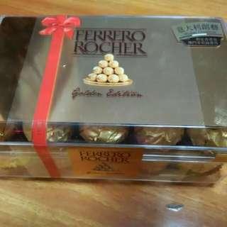 (行貨)金莎30粒朱古力禮盒裝