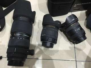 Sigma 18-50mm f2.8 Macro DC HSM (nikon)