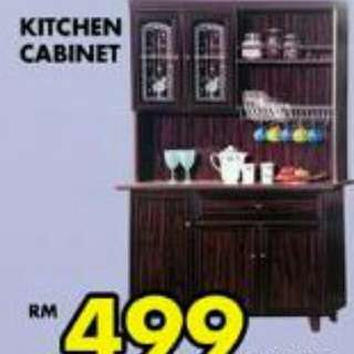 KITCHEN CABINET MURAH