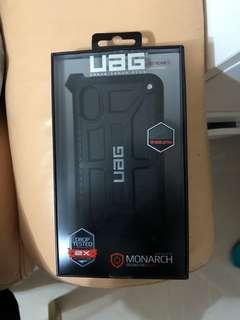 原裝iphone x uag monarch 100%new軍事級手機殻case