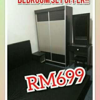 BEDROOM SET MURAH2!!!!