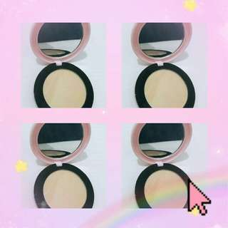 Maybelline Clear Smooth All in One Powder Shade 02 Nude Beige
