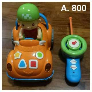 Vtech Avent Lamaze Playgro Contigo Items (Part 1)