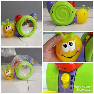 Fisher Price Snail