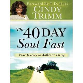 [eBook] The 40 Day Soul Fast - Cindy Trimm