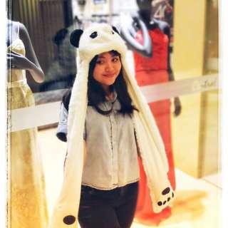 Topi Panda Long Good Quality