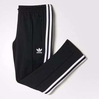 Adidas original 八分三線褲 AY5239