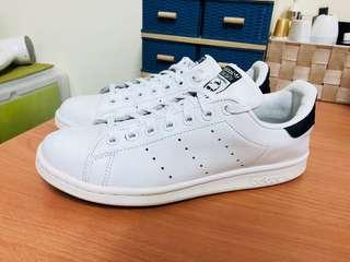 adidas stan smith 藍 24.5