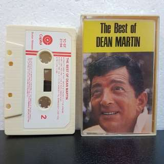 Cassette》The Best Of Dean Martin