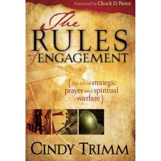 [eBook] The Rules of Engagement - Cindy Trimm