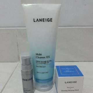 Laneige Multi Cleanser EX