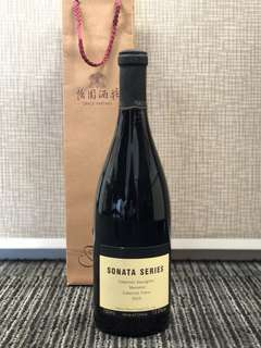 GraceVineyard 2012 Sonata Series 紅酒 red wine