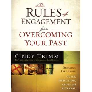 [eBook] The Rules of Engagement for Overcoming Your Past - Cindy Trimm