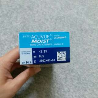 1 Day Acuvue Moist (28隻)