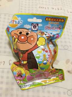 (免運)日本麵包超人入浴球