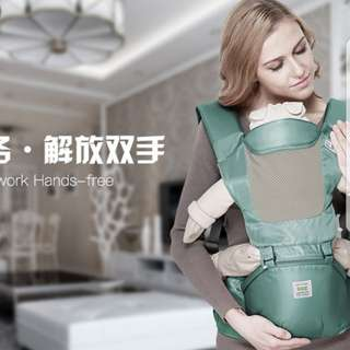 AAG hip seat carrier