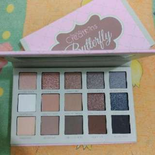 Beauty creations eyeshadow palette