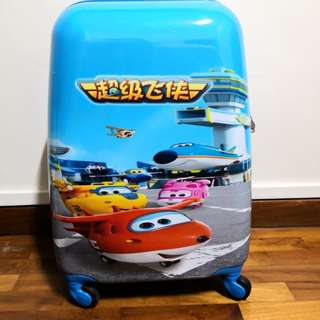 BN 19inch kids / children luggage bag