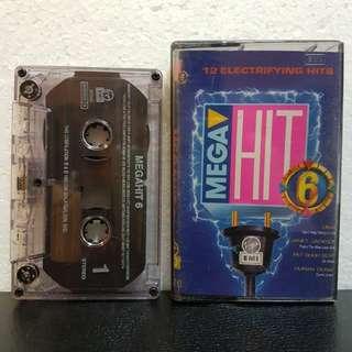Reserved: Cassette》MegaHit 6