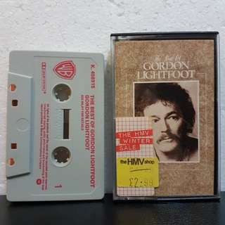 Cassette》Gordon Lightfoot - The Best Of Gordon Lightfoot