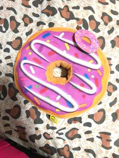 Donut soft toy