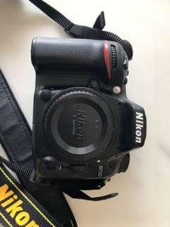 Nikon d7200含鏡頭全配,超划算!